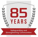 85 Years Safeguarding and strengthening communities