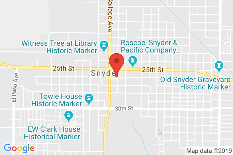 Snyder office